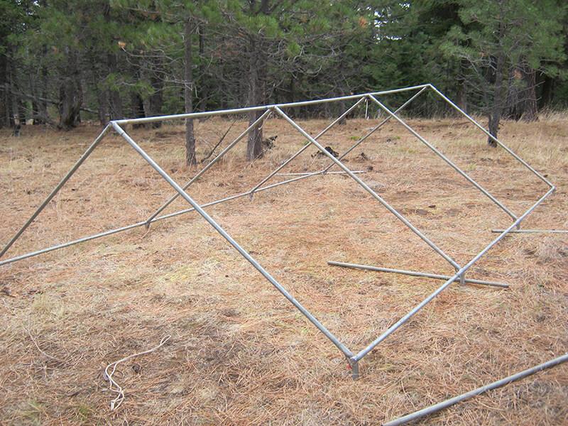 Bravo Tent Frame