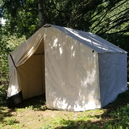 New and Improved Guide Tent