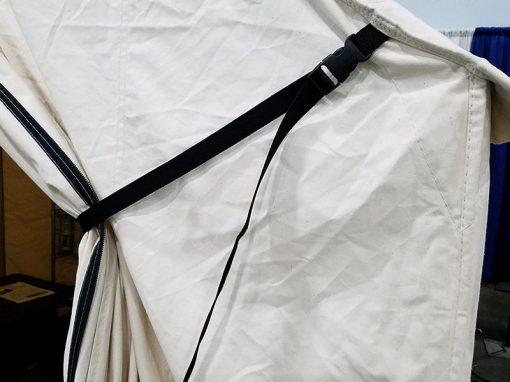 Guide Tent Door