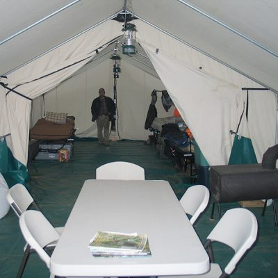 tent divider   Bravo! Canvas Wall Tents