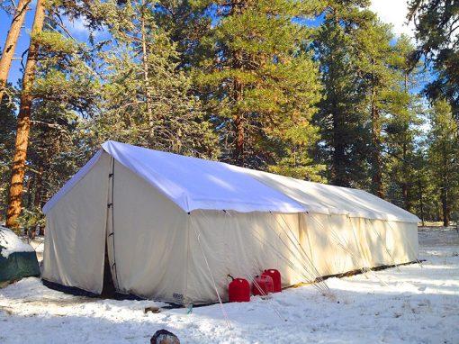 Super Grade Wall Tent