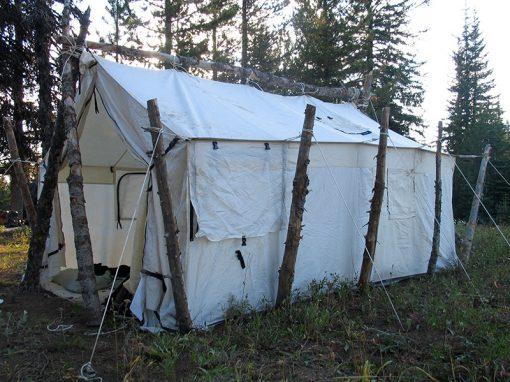 Packer Tent