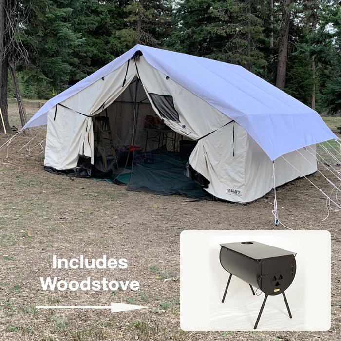 Super Grade Tent Special