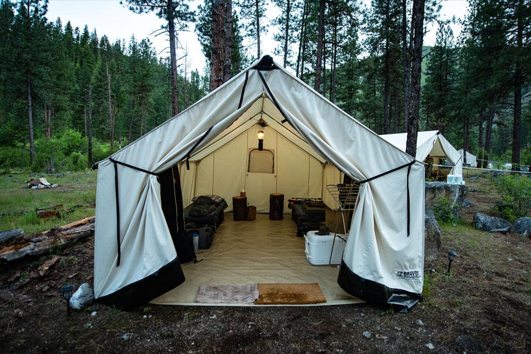 Bravo Tent